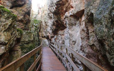 De ruta por las lagunas de Ruidera