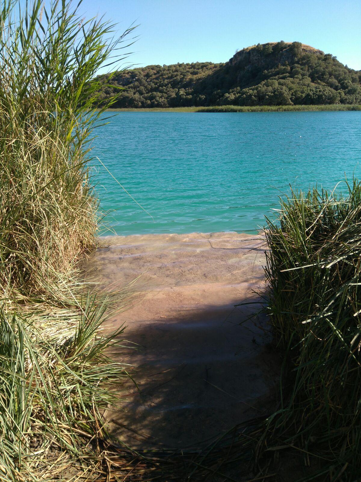 Lagunas de ruidera- laguna Conceja