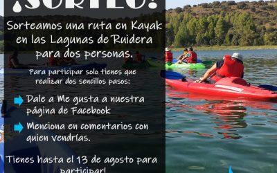 Bases Sorteo Ruta en Kayak para dos