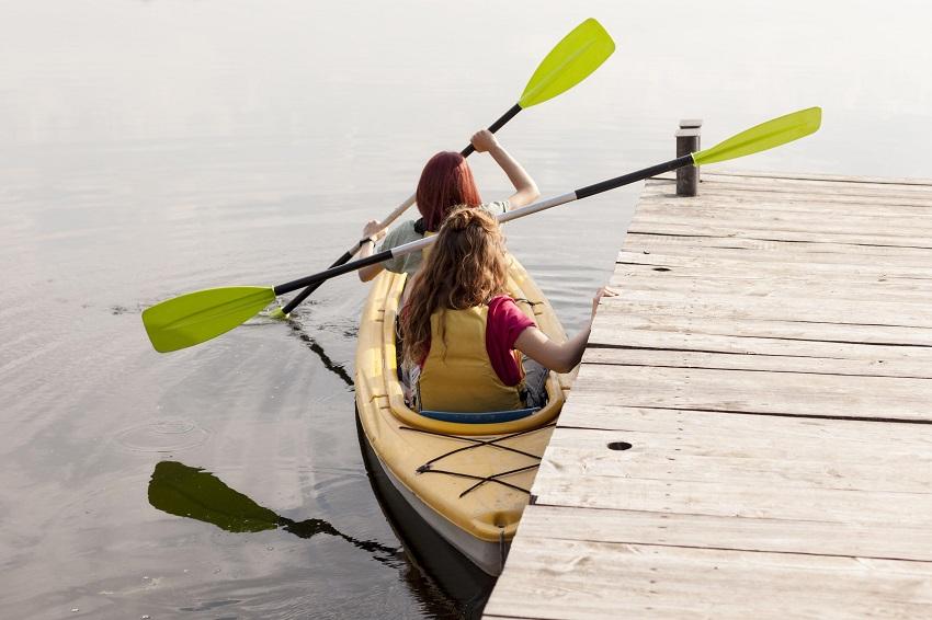 ¡Sorteo! Disfruta de una ruta en kayak para 2 personas